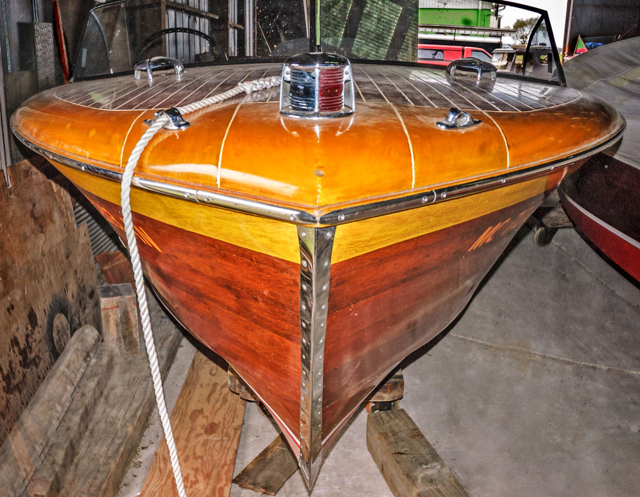 Archived Featured Boats: Cuthbertson Marine fixes engines and stores