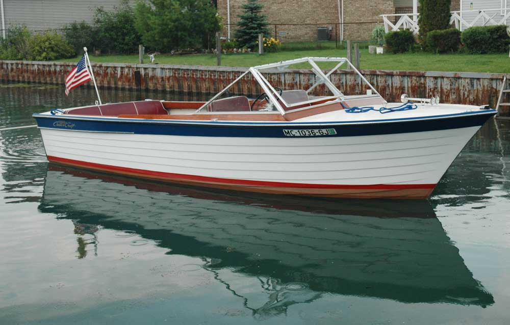 Archived Featured Boats Cuthbertson Marine Fixes Engines